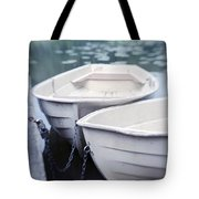Boats Tote Bag by Priska Wettstein