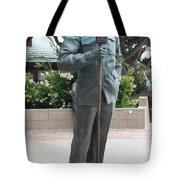 Bob Hope Memorial Statue Tote Bag