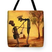 Bob 'n' Betty - Broken Hill Tote Bag