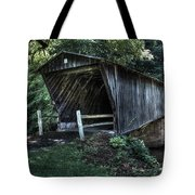 Bob White's Covered Bridge Tote Bag