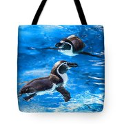 Bobbing Time Tote Bag