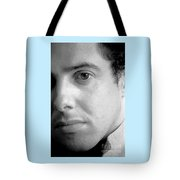 Bobby Portrait Tote Bag