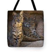 Bobcat 8 Tote Bag