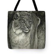 Bobcat Emerging Tote Bag