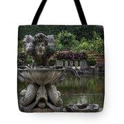 Boboli Fountain Tote Bag