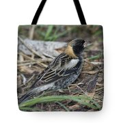 Bobolink Feeding Tote Bag