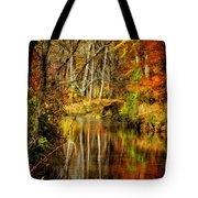 Bob's Creek Tote Bag