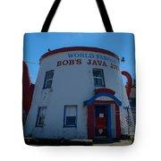 Bob's Java Jive Tote Bag