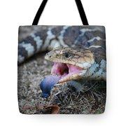 Bobtail Lizard Tote Bag