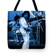 Boc #10 Enhanced In Blue Tote Bag