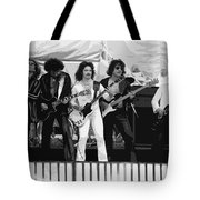 Boc #3 Enhanced Bw Tote Bag