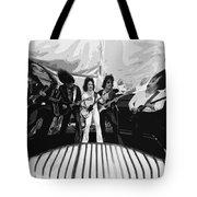 Boc #3 Enhanced Bw Squeezed Tote Bag