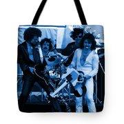 Boc #43 Enhanced In Blue Tote Bag