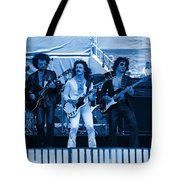 Boc #47 Enhanced In Blue Tote Bag
