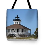 Boca Grande Light Tote Bag