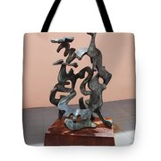 Boca Sculpture Tote Bag