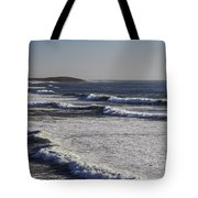 Bodega Bay Beach Tote Bag
