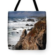 Bodega Bay Color Tote Bag