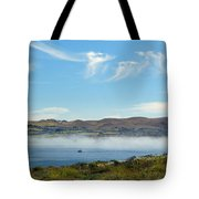 Bodega Harbor II Tote Bag