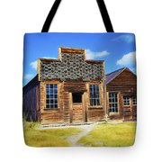 Bodie Barbershop And Store Tote Bag