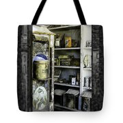 Bodie California Color Thru Time Tote Bag