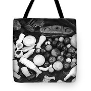 Bodie California Play Things Of Old Tote Bag