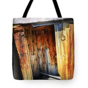 Bodie Decaying Privy Tote Bag