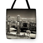 Bodie Gas Station Tote Bag