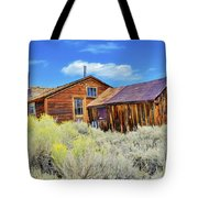 Bodie House And Sage Tote Bag
