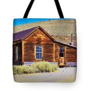 Bodie House And Shed Tote Bag