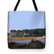 Bodie Island Lighthouse 2765 Tote Bag
