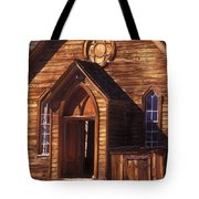Bodie Methodist Church Tote Bag