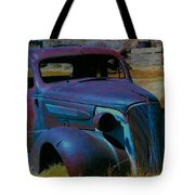 Bodie Plymouth Tote Bag