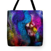 Bodies Colorful Tote Bag