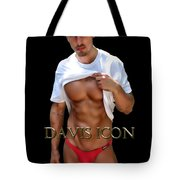 Body Beautiful Tote Bag