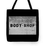 Body Shop Tote Bag