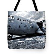 Boeing C-17 Airplane Tote Bag