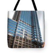 Boeing World Hq Chicago Tote Bag
