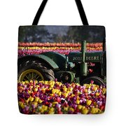 Bogged Down By Color Tote Bag