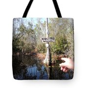 Bogger Woods Tote Bag