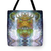 Bogomil Variation 15 Tote Bag by Otto Rapp