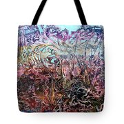 Bogomils Vegetable Garden  Tote Bag by Otto Rapp
