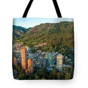 Bogota Colombia Tote Bag