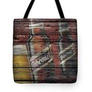 Bohemia Beer Tote Bag