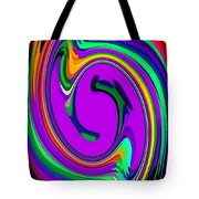Bold And Colorful Phone Case Artwork Designs By Carole Spandau Cbs Art Exclusives 105 Tote Bag