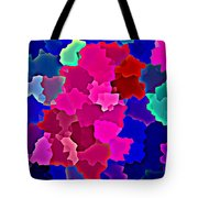 Bold And Colorful Phone Case Artwork Designs By Carole Spandau Cbs Art Exclusives 110 Tote Bag