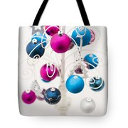 Bold Baubles Tote Bag