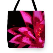 Bold Lily Tote Bag