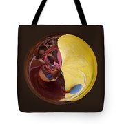 Bold Orb Tote Bag