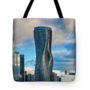 Bold Towers Tote Bag